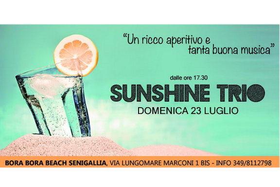 Sunshine Trio Bora Bora Beach Senigallia