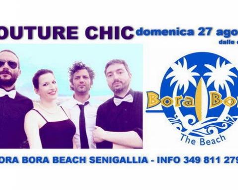 Couture Chic Bora Bora Beach Senigallia