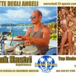 Frank Nastri La Notte degli Angeli Bora Bora Beach