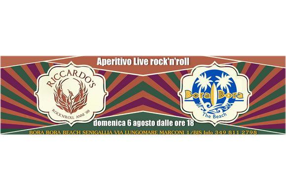 Riccardo's Rickety Rockets Bora Bora