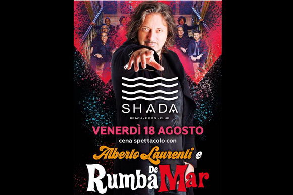 Rumba de Mar Shada agosto 2017