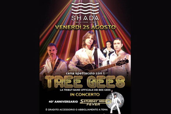 Tree Gees Shada 2017