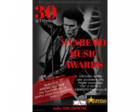 Sanremo Music Awards 2018