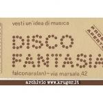 Disco Fantasia prossima apertura agosto 1981