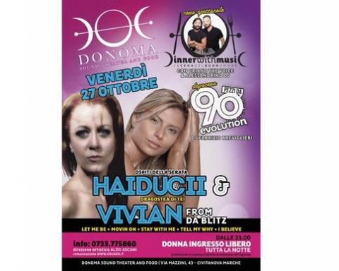 Haiducii & Vivian B Donoma 2017