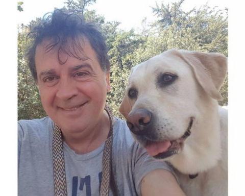 Kruger Agostinelli e Kelly labrador