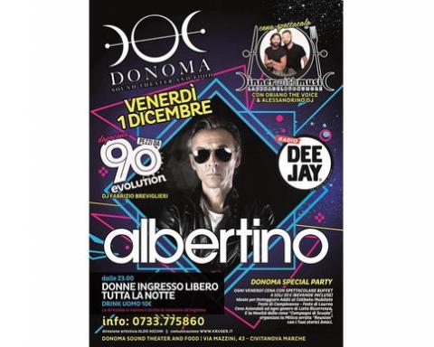 Albertino Donoma 2017