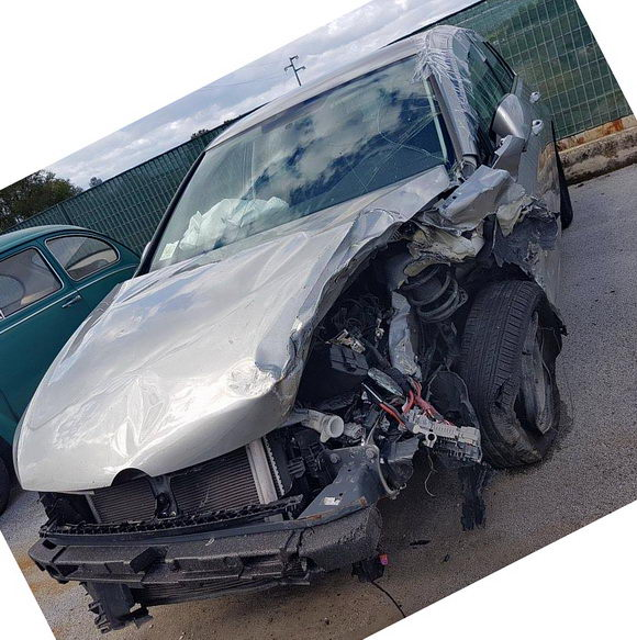 auto kruger frontale 11 giugno 2016