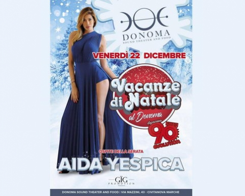 Aida Yespica Donoma 2017