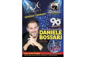 Daniele Bossari Donoma 2018
