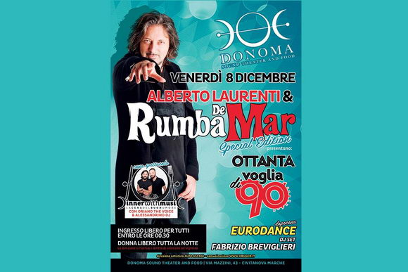 Rumba de Mar Donoma 2017