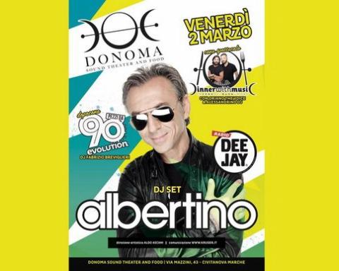 Albertino Donoma 2018