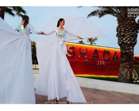 Shada stagione 2017 opening