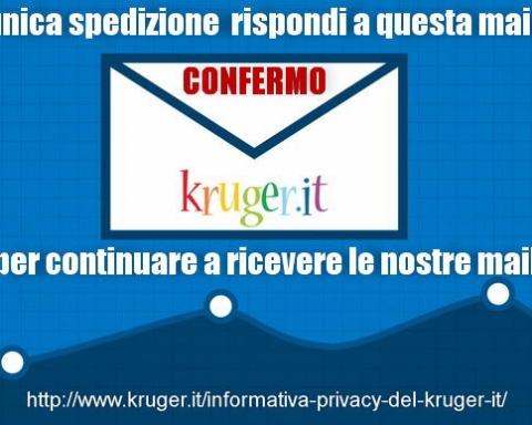 mailing kruger.it