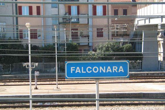 stazione di falconara marittima