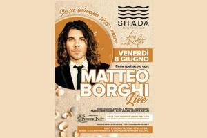 Matto Borghi Shada giugno 2018