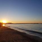tramonto a Falconara