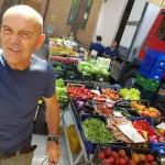Maurizio marcato ambulante di Falconara