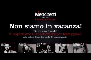Aria di festa da Menchetti Perugia