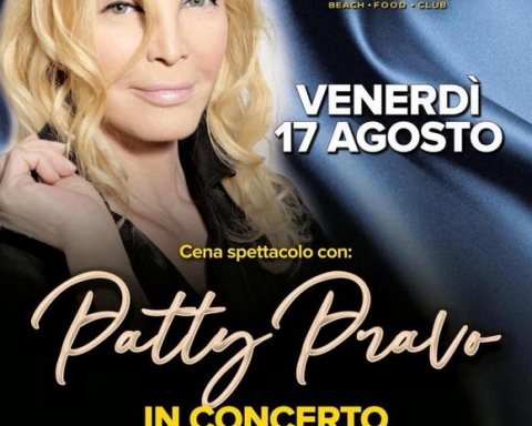 Patty Pravo Shada 2018