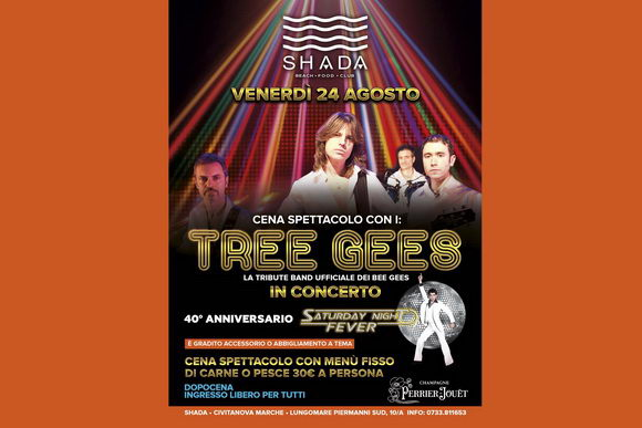 Tree Gees Shada 2018