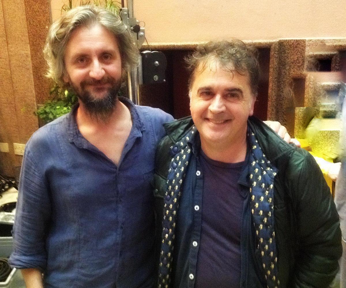 Ascanio Celestini e Kruger Agostinelli 22 maggio 2015 Ancona Università
