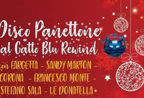 Feste di Natale al Gatto Blu Rewind
