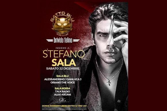 Stefano Sala Gatto Blu Rewind Civitanova