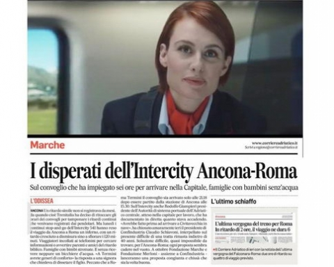 Intercity Ancona Roma