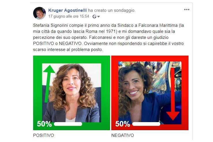 Stefania Signorini sindaco di Falconara Marittima un anno dopo