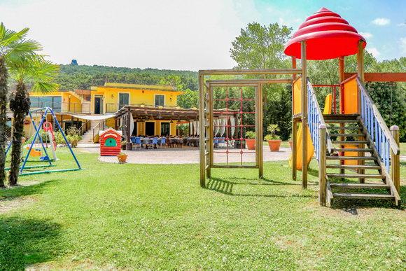 giardino amarantos Castelfidardo