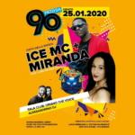 Miranda Ice Mc Pezzi da 90 Gatto Blu
