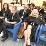 Asia Argento, Sandra Milo e Nino Benvenuti al Premio Giuliano Gemma 2020