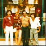 Michele Pecora Antonella Giampaoli Claudio Casalini Kruger Agostinelli 10 agosto 1981