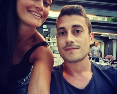 Kimberley e Kevin Agostinelli luglio 2020