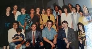 Pino Scaccia Kruger 16 matrimonio 1986