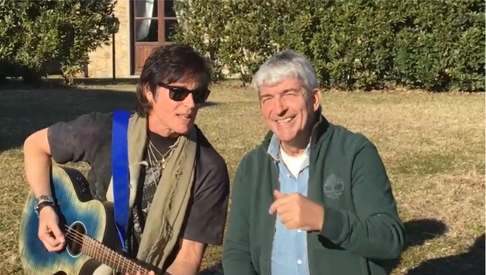 Ronn Moss Paolo Rossi